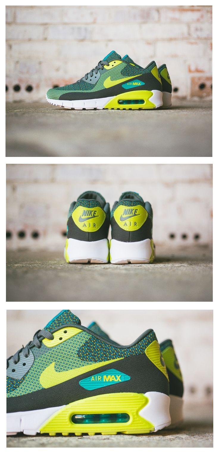 """Nike Air Max 90 Jacquard """"Venom Green"""""""