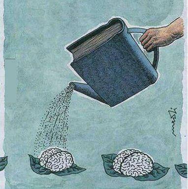 La macchina tecnologicamente più efficiente che l'uomo abbia mai inventato è il libro. (Northrop Frye)