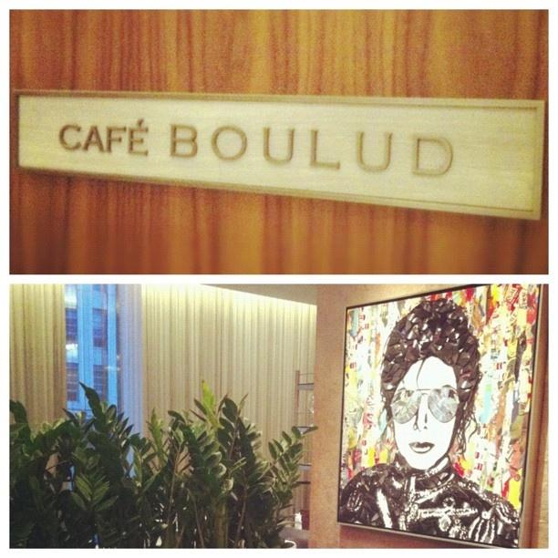 Cafe Boulud at the @Mandy Dewey Seasons Hotel Toronto #DiscoverOntario