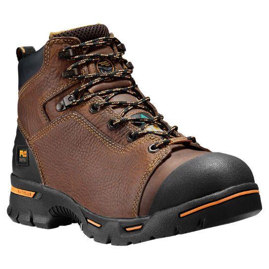 "Rasco FRC Direct - Timberland PRO® Endurance 6"" Steel Toe Work Boot, $180.88 (http://www.rascofrcdirect.com/timberland-pro-endurance-6-steel-toe-work-boot-1/)"
