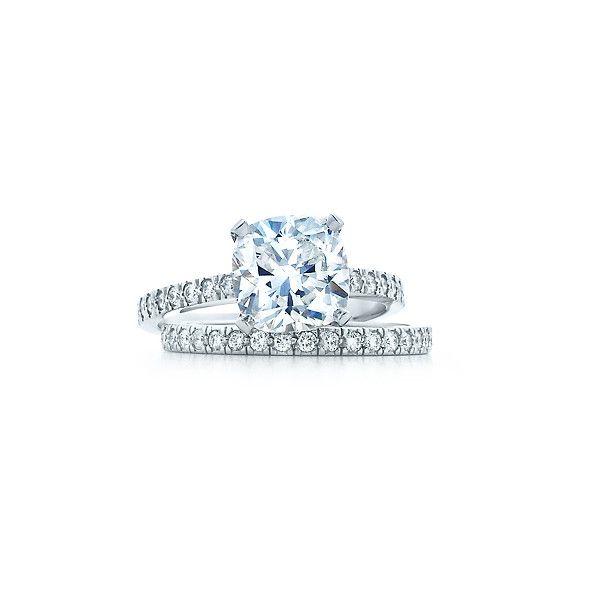 Tiffany Novo® found on PolyvoreEngagement Ring