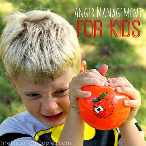 Anger Management: Anger Management Skills For Kids