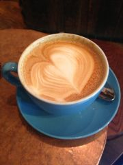 Bluebird Coffee Shop review, NYC: http://boisecoffee.org/new-york/bluebird-coffee-shop-review/ #coffee