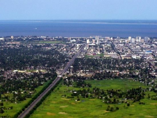 1. Beira is also another major city in Mozambique; it is the second largest. It is in the center of the country in Sofala Province. The population is estimated to be about 546,000; that was said in 2006. It acts as a gateway for both the central interior portion of the country as well as Zimbabwe, Zambia and Malawi.