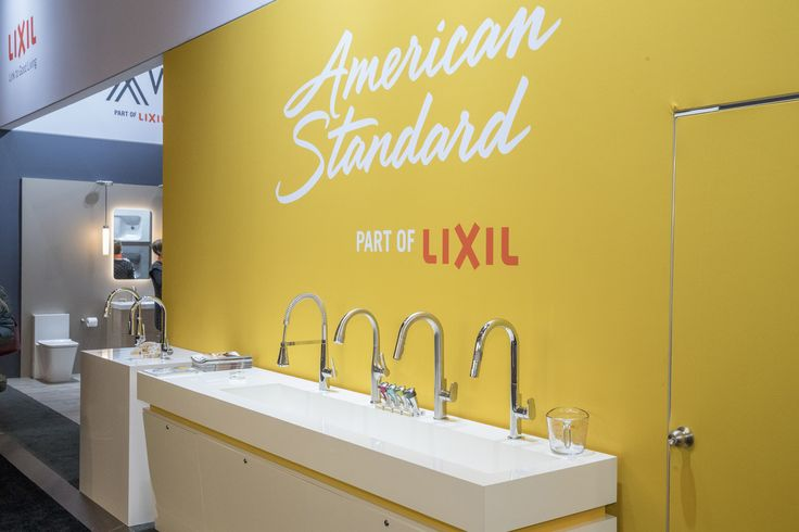 American Standard has plenty of kitchen faucet options available including the Beal Touchless Faucet and Edgewater semi-pro Faucets.