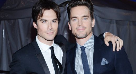 Ian Somerhaler & Matt Bomer Names Back In 'Fifty Shades of Christian Grey' Mix After Charlie Hunnam Dropped Out - http://bestmoviesevernews.com/best-movies-ever-social-fbtwit/ian-somerhaler-matt-bomer-names-back-in-fifty-shades-of-christian-grey-mix-after-charlie-hunnam-dropped-out/-After all the fan outrage over Charlie Hunnam playing Christian Grey in 50 Shades Of Grey, it wasn't such a shocker that the Sons Of Anarchy star bailed on the project. Producers are fra