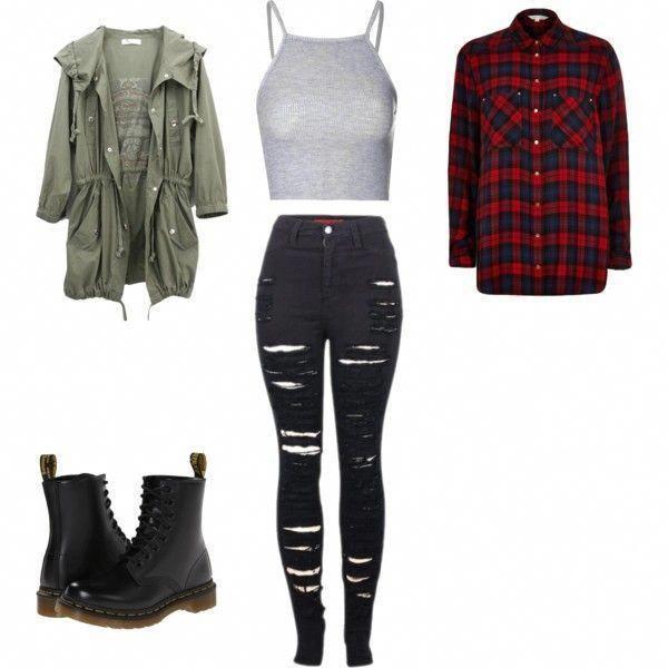 Adore diese Teen Fashion Outfits #teenfashionoutfits #cuteoutfitstumblr - #Adore