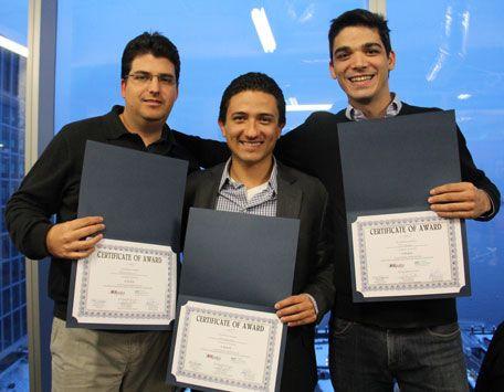 Tres colombianos en las semifinales del Mundial de Emprendimiento de EE.UU