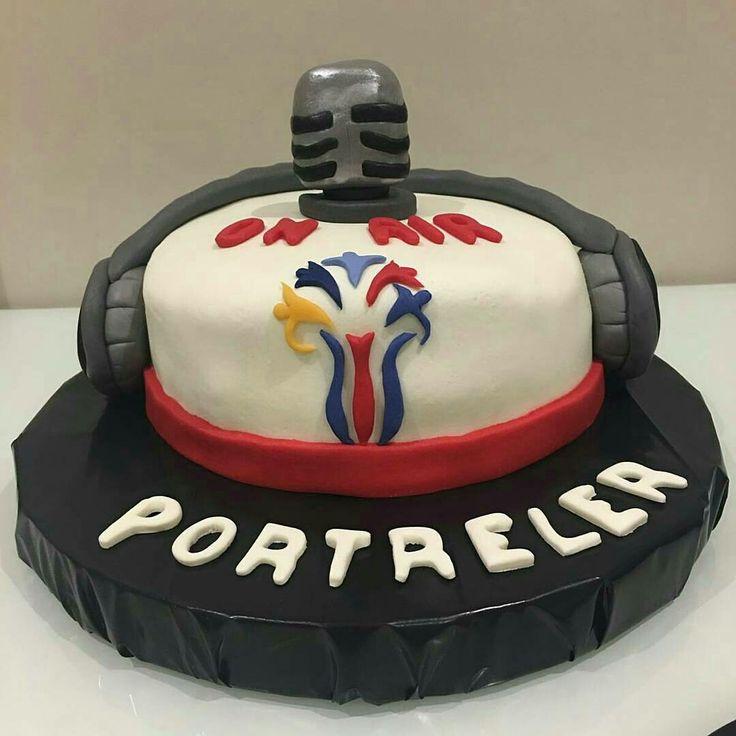 On air cake...