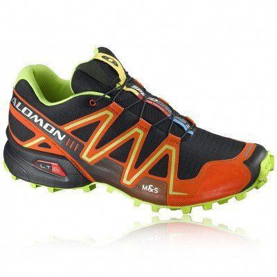 37b8a61c4c32 SALOMON Speedcross 3 Men s Trail Running Shoes  Tennis