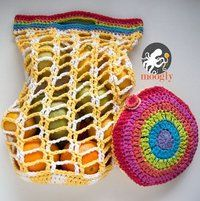 Easy Rainbow Market Bag