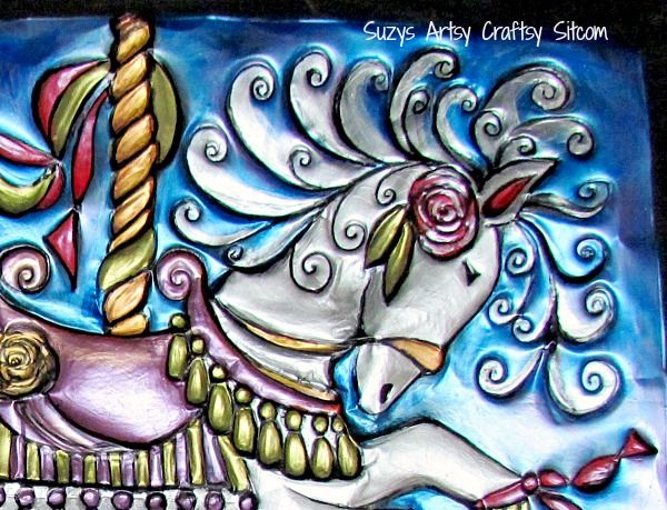 17 Best Images About Carousel On Pinterest Coloring
