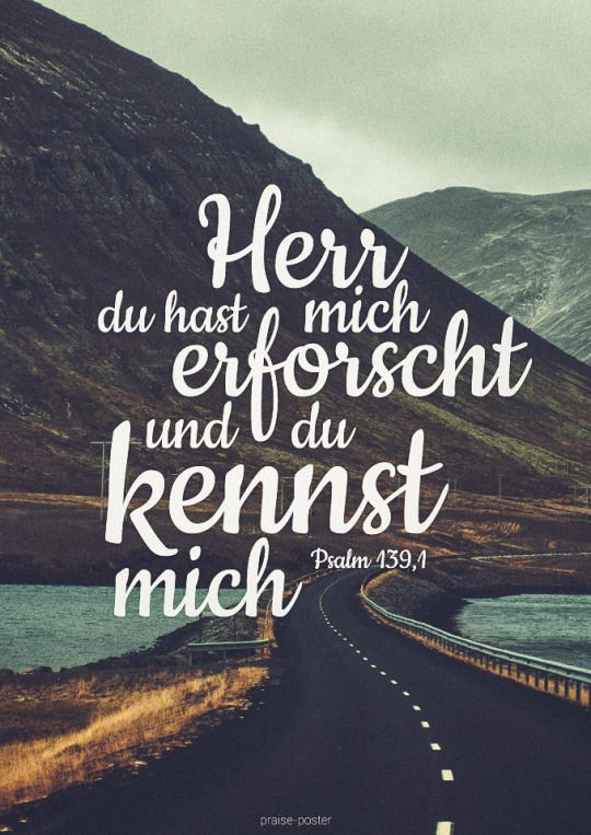 Psalm 139, 1
