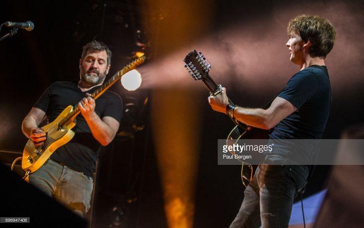 James Blunt performs Afas Live, Amsterdam, Netherlands, 6th November 2017. (Photo by Paul Bergen/Redferns)