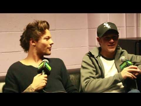 The Hits chats to Louis & Niall from One Direction! - YouTube