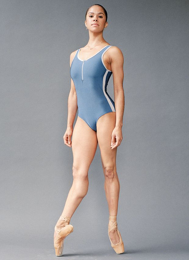 Misty Copeland: meet the ballerina who rewrote the rules of colour, class and curves - Telegraph