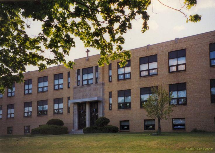 My grammar school: St. Catherine's, Spring Lake, NJ