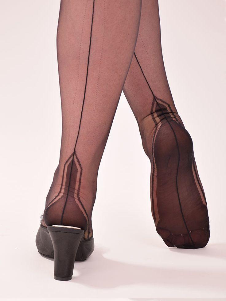 Modern pantyhose the nylon — photo 5