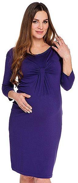 sukienka ciążowa veronica # xl fiolet