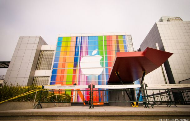 Wish I could be at Apple event today in San Fran- Yerba Buena Center for the Arts.