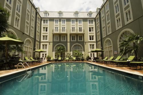Bourbon Orleans Hotel | Exotic New Orleans http://www.augustuscollection.com/exotic-new-orleans/