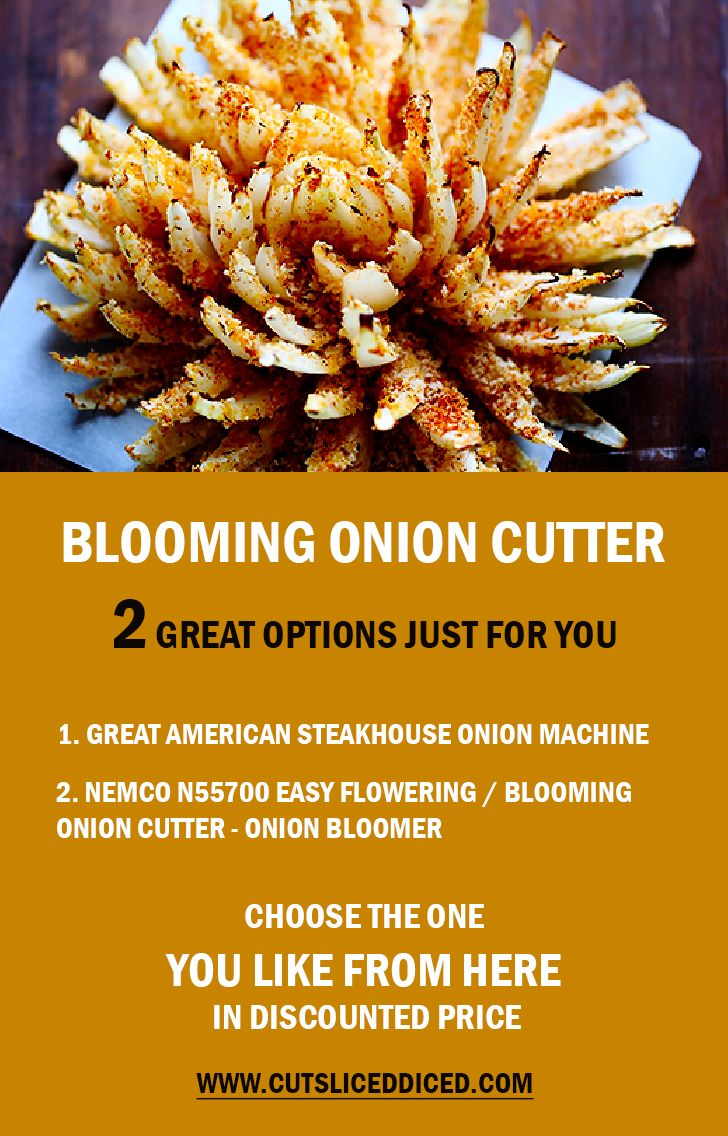 2 great #blooming_onion_cutter options for you