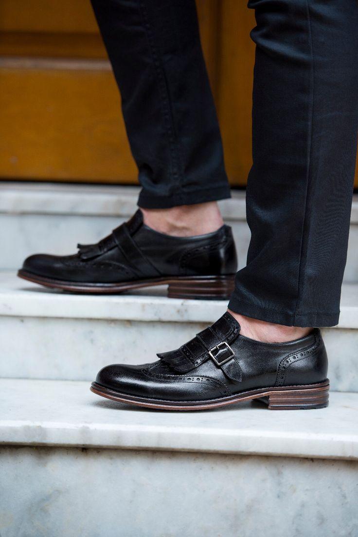 Best Couple of Shoes Black&Black
