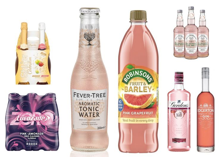 Drink Pink - Product of the Year
