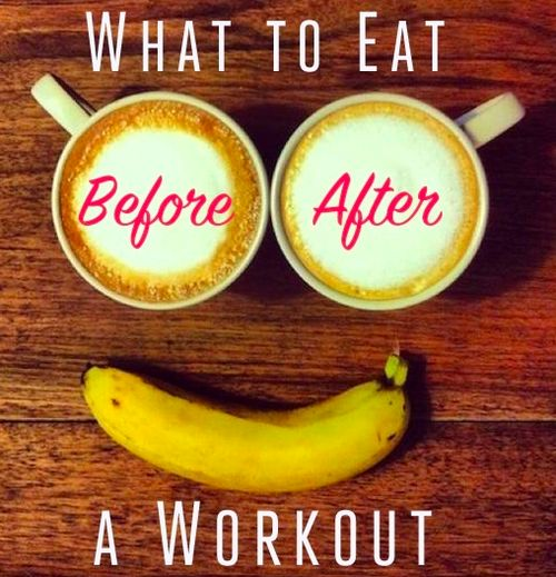 earnit-getit: Before morning workout Eat within 30 minutes of waking up so you can jump-start your metabolism. Having some oatmeal, a banan...