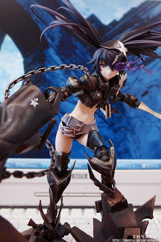 Insane Black Rock Shooter TV Animation Version #figma #want