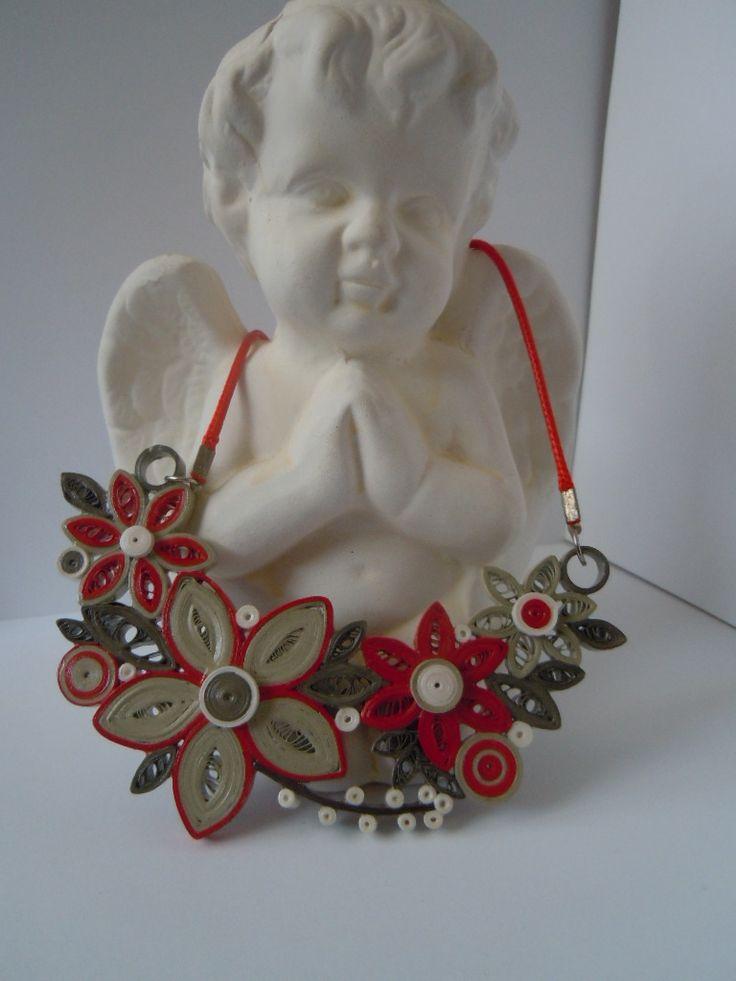 2015 pendants - my own original designs - Facebook.com/Zen Quilling