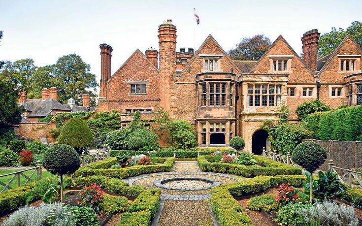 Whittington Old Hall, Staffordshire, is a 16th-century mansion house which has been subdivided into separate residential apartments. It is a Grade II* listed building and the house is believed to have been built by the Everard family during the Tudor period.