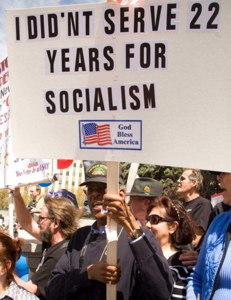 Veterans against Socialism