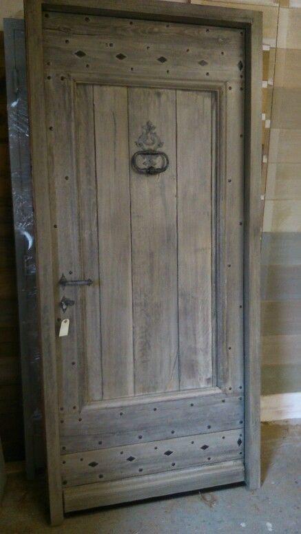10 best porte dependance images on Pinterest Antique doors - porte d entree d occasion