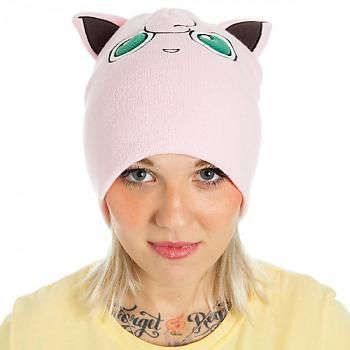 Pokemon Beanie - Jigglypuff Bigface w/ Ears