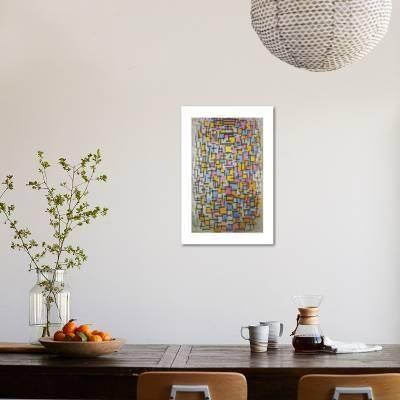 Piet Mondrian Painting Trees By Piet Mondrian Piet Mondrian Painting Mondrian Art Mondrian Art Projects