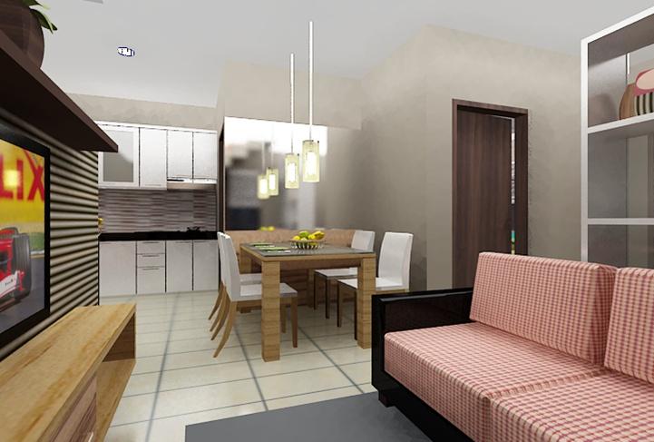1 st Floor Dine Room    Read Our Blog http://ambong.com/Blog/review/membeli-rumah-dengan-panorama-perbukitan-yang-berhawa-sejuk-dan-tidak-jauh-dari-pusat-kota-2/