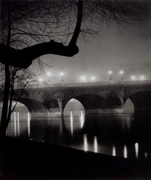 Pont Neuf, Paris - Brassaï