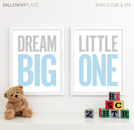 Baby Boy Kinderzimmer Dekor junge Kindergarten von DallowayPlace