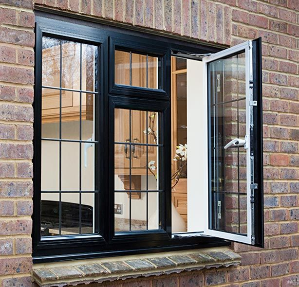 Aluminium windows and doors is ideal combination of your dream house.