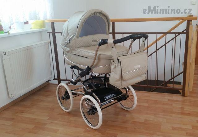 luxusní kočárek bebecar maxibob styloclass+autosedačka, 14900 Kč - bazar, prodej…