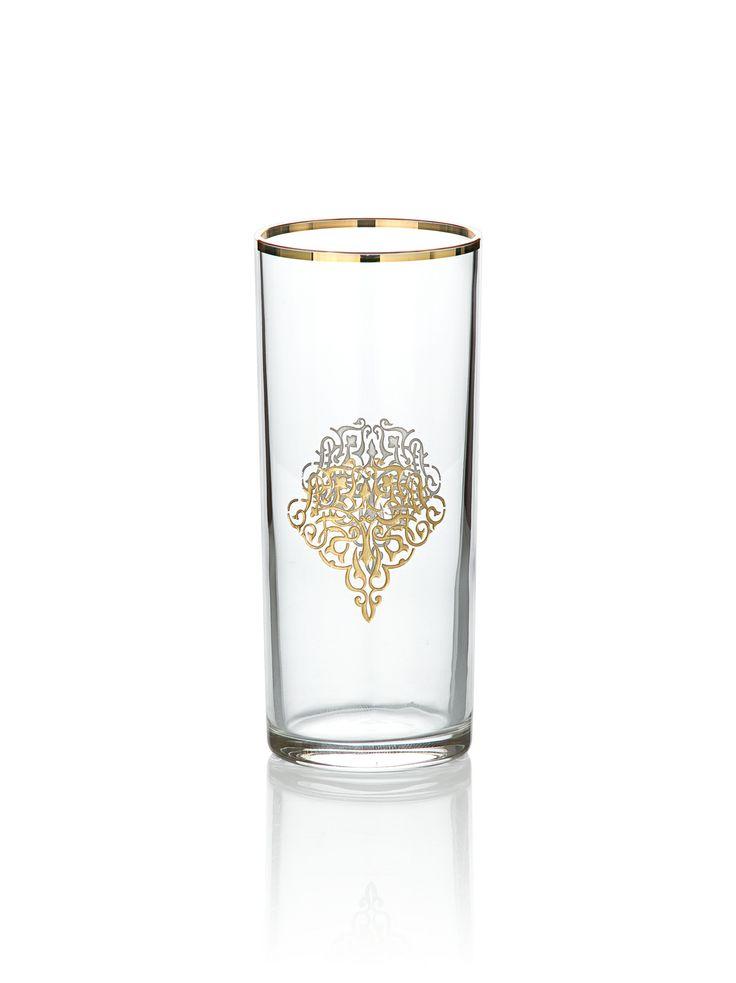 Bernardo Osmanlı Serisi Rakı Bardağı / Raki Glass #bernardo #glass #ottoman