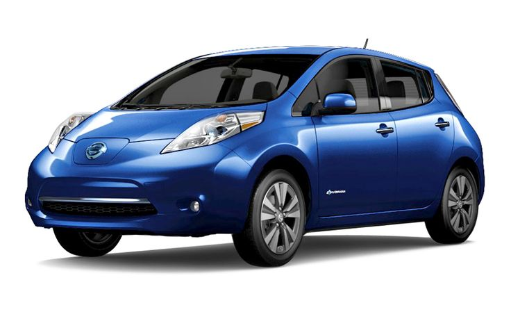 Nissan Leaf - Car and Driver