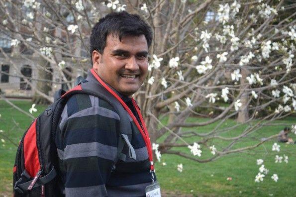"""Entrevista a Ujjwal Achayra. """"Al periodista no debería importarle la distinción entre papel y online, sólo el buen periodismo"""""""