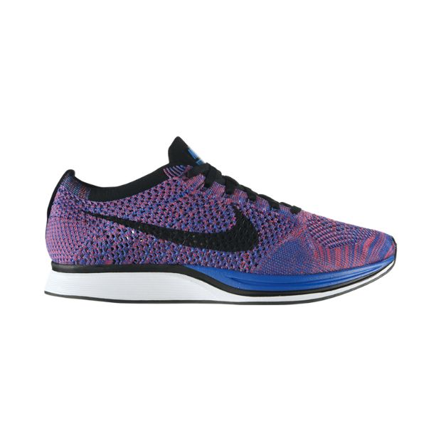 hot sale online 22691 2f79c ... where to buy lunar 1 grey red sneakers nike flyknit racer. game royal  pink flash