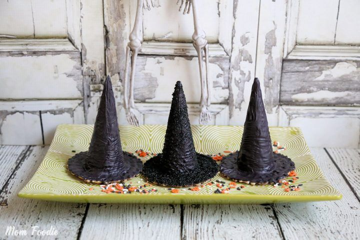 DIY Surprise Inside Halloween Witch Hats : Edible Treat Boxes – Halloween