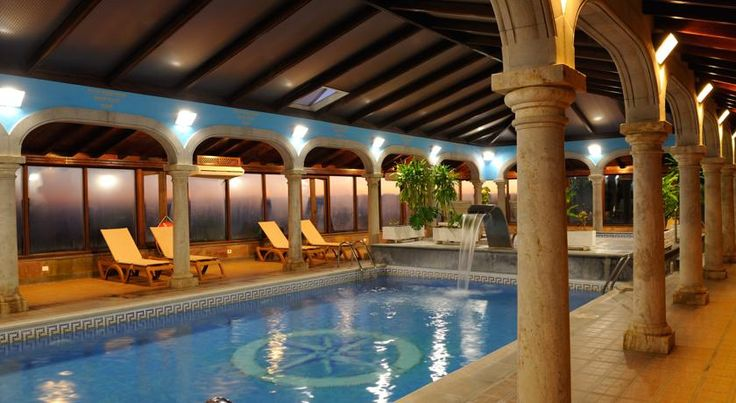 El Nogal Hotel Boutique & Spa Vilaflor El Nogal Hotel Boutique & Spa is a restored family mansion from the 18th century. Surrounded by beautiful gardens, it features 2 swimming pools and spa with a range of leisure facilities.