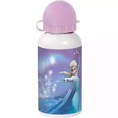 Alu-Trinkflasche Elsa Die Eiskönigin, 400 ml