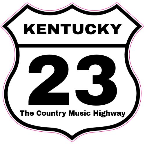 Get this kentucky 23 country music highway sticker online at the u s custom stickers decal store