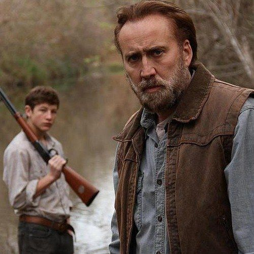Joe Photo with Nicolas Cage - David Gordon Green is directing this drama about an ex-convict who gets a shot at redemption by helping out a 15-year-old kid.